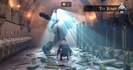 Harry Potter Kinect screenshots