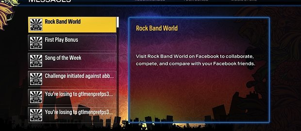 Rock Band Blitz News