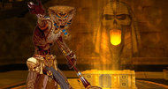 Warhammer Online: Wrath of Heroes Pyramid of Settra screenshots