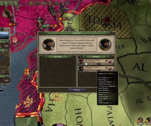 Crusader Kings II Chat