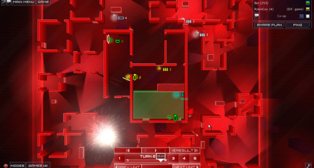 Frozen Synapse: Red DLC screenshots