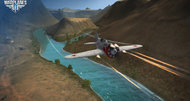 World of Warplanes closed beta screenshots