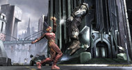 Injustice: Gods Among Us announcement screenshots