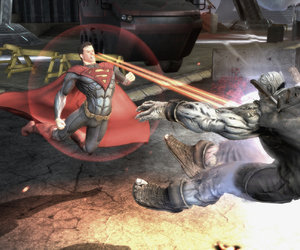 Injustice: Gods Among Us Videos