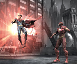 Injustice: Gods Among Us Chat