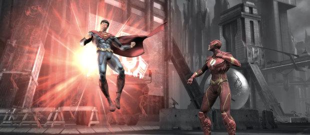 Injustice: Gods Among Us News