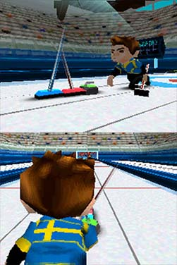 Curling Super Championship Screenshots