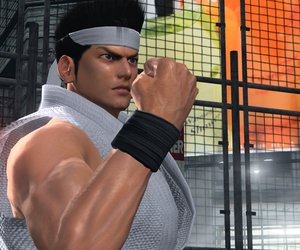 Virtua Fighter 5 Final Showdown Chat