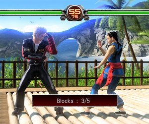 Virtua Fighter 5 Final Showdown Screenshots