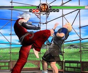 Virtua Fighter 5 Final Showdown Chat