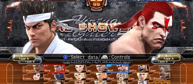 Virtua Fighter 5 Final Showdown News