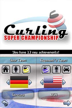 Curling Super Championship Videos