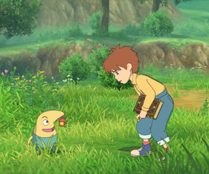 Ni no Kuni: Wrath of the White Witch Screenshots