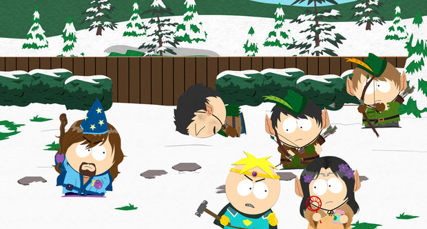 South Park: The Stick of Truth E3 screenshots