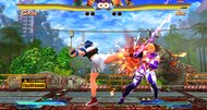 Street Fighter X Tekken Vita E3 2012 screenshots