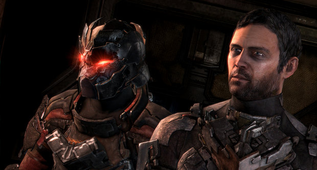 ds3 05102012 s 22316.nphd Dead Space 3 Co op adds new element of gameplay