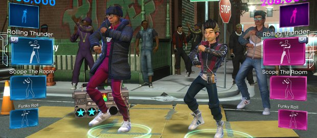 Dance Central 3 News