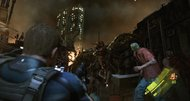 Resident Evil 6 E3 2012 screenshots
