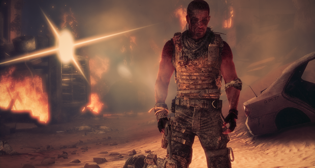 Spec Ops: The Line E3 2012 co-op screenshots