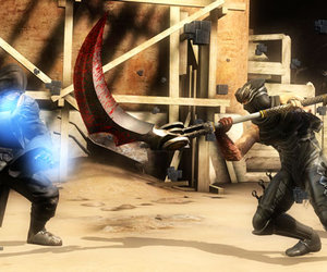 Ninja Gaiden 3: Razor's Edge Files