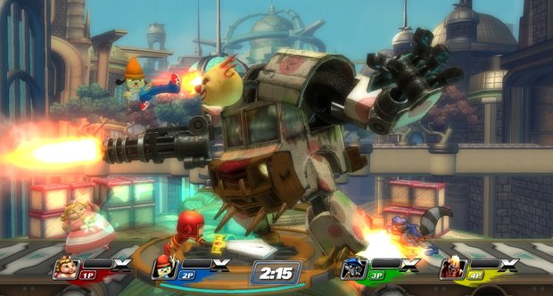 PlayStation All-Stars Battle Royale May screenshots