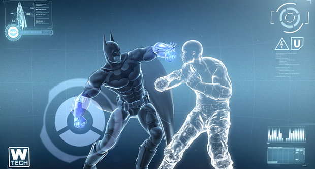 Batman: Arkham City: Armored Edition E3 2012 screenshots