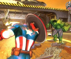 Marvel Avengers: Battle for Earth Files