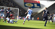 FIFA 13 for Wii U has touch screen passing, tackling