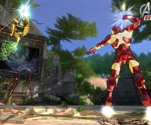 Marvel Avengers: Battle for Earth Screenshots
