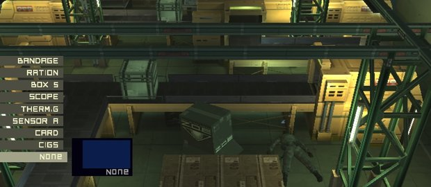 Metal Gear Solid HD Collection News