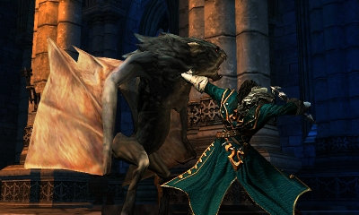 Castlevania: Lords of Shadow - Mirror of Fate Chat