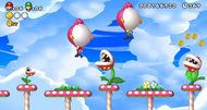 New Super Mario Bros. U announcement screenshots HD