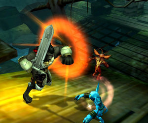 Heroes of Ruin Screenshots