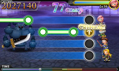Theatrhythm Final Fantasy Screenshots