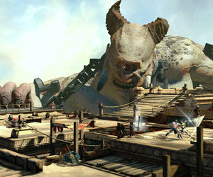 God of War: Ascension Screenshots
