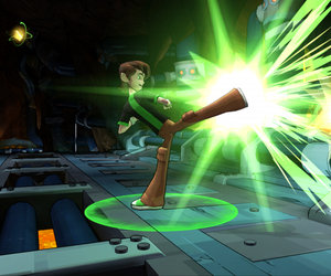 Ben 10: Omniverse Screenshots