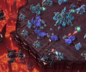 StarCraft 2: Heart of the Swarm Screenshots