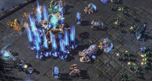 StarCraft 2 Protoss Strategies