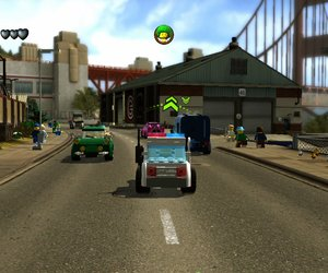 LEGO City Undercover Chat