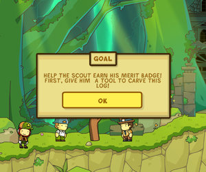 Scribblenauts Unlimited Files