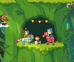 Scribblenauts Unlimited Chat