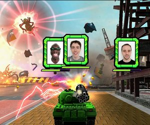 Tank! Tank! Tank! Screenshots