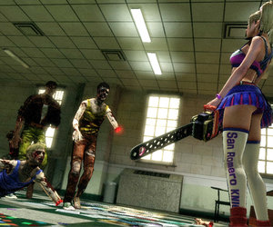 Lollipop Chainsaw Chat