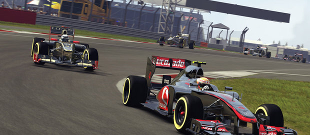 F1 2012 News