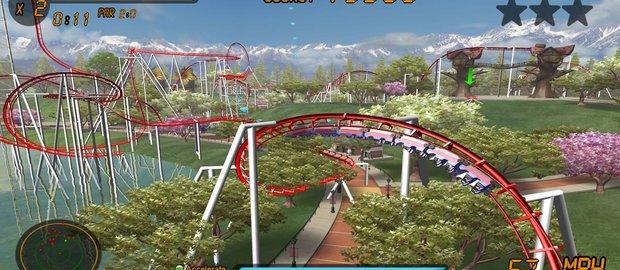 Roller Coaster Rampage News