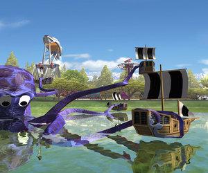 Roller Coaster Rampage Screenshots
