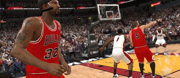 NBA Live 13 News