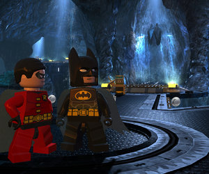 LEGO Batman 2: DC Super Heroes Videos