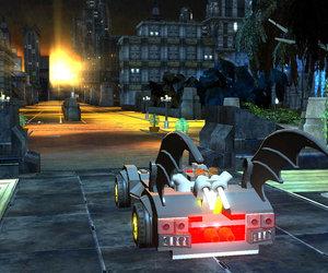 LEGO Batman 2: DC Super Heroes Files
