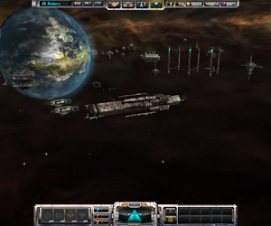 Sins of a Solar Empire: Rebellion Screenshots